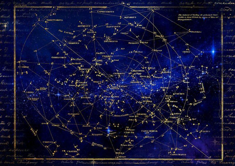 el origen de las constelaciones