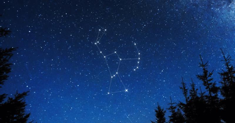 constelacion de orion