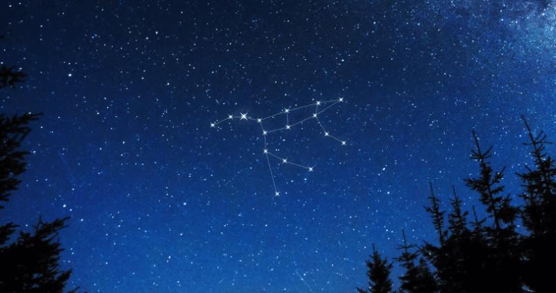 constelacion osa mayor