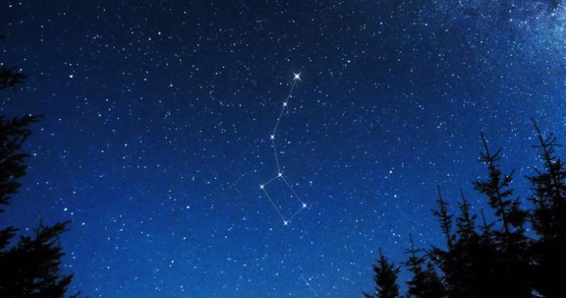 constelacion osa menor