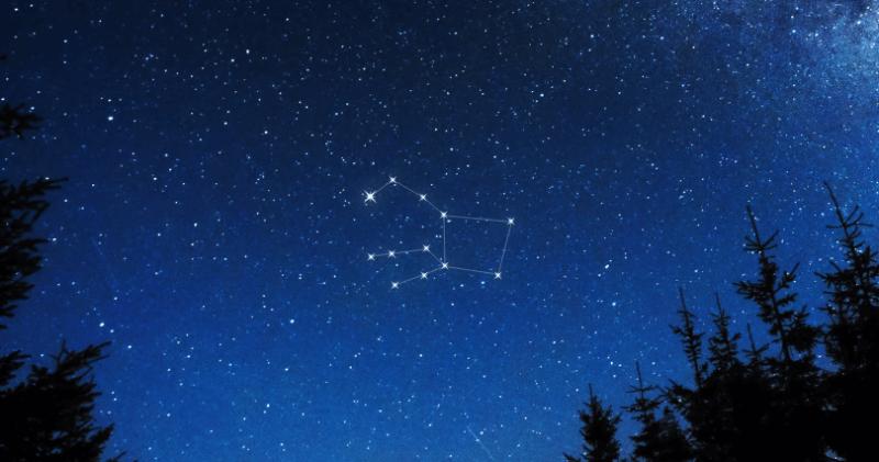constelacion pegasus