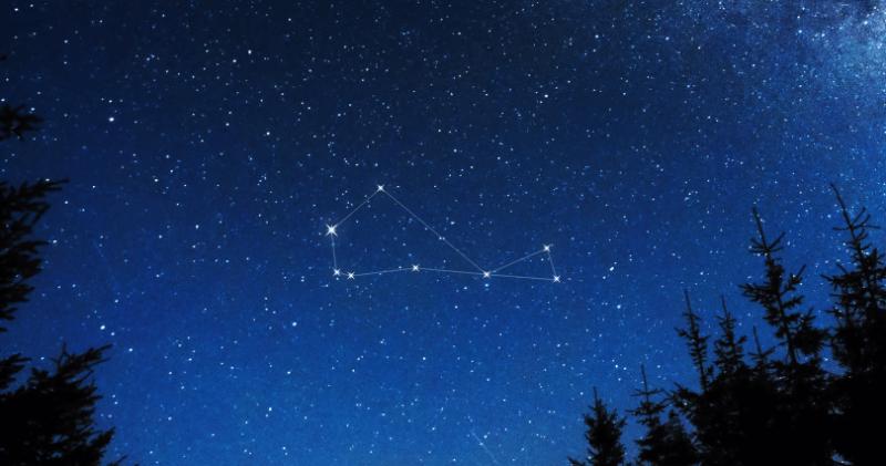 constelacion piscis austrinus